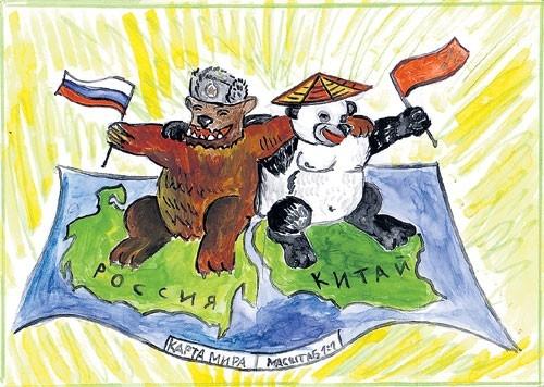 Photo of Русские vs Китайцы. Наглядная разница в менталитете.