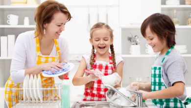 Photo of Домашние обязанности детей
